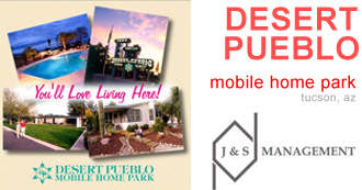 senior mobile home park in tucson
